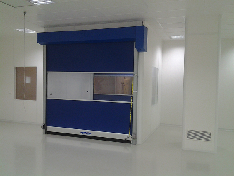 cleanroom-automatic-door