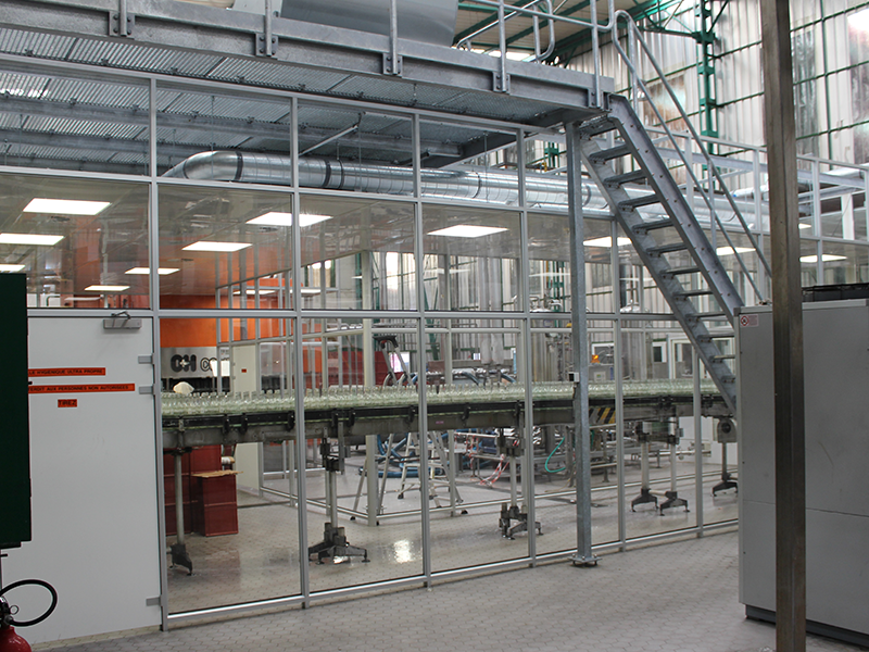 cleanroom-instustrie-food-beverage