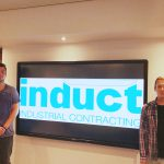 Induct announce two new interns