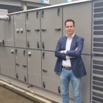 Arjan Wierenga started as Operations & Projects Manager