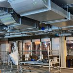 Cleanroom revitalization at Wacker